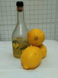 limoncino fatto in casa