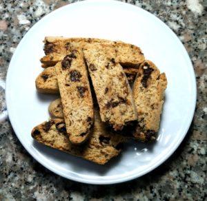 Biscottini alla voglia di cioccolato