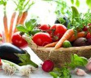 Marinata di verdure