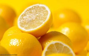 Le virtù del limone