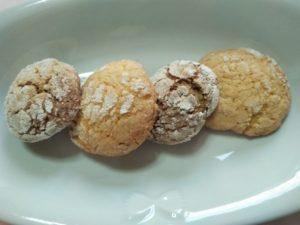 Biscotti zuccherosi