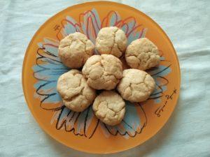 Biscottini al profumo di limone