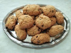 Biscotti morbidi alle 3 farine.