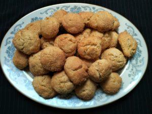 Biscotti pallina