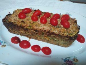 Plumcake  di verdure