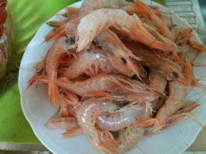 Come utilizzare gli scarti  dei crostacei e altri pesci per preparare una fantastica bisque ed un risotto ineguagliabile.