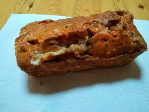 Plum cake alla pizzaiola