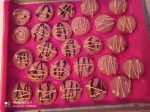 Biscotti all'amarena